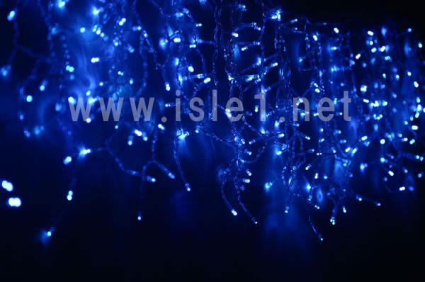 新型LED486球 ツラライルミネーション(ブルー)