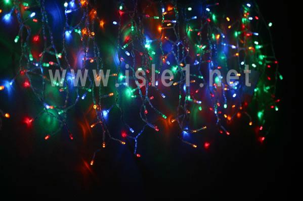 【最終セール】 新型LED486球 ツラライルミ(4色MIX)