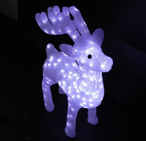 販売終了 LEDハイグレードトナカイ