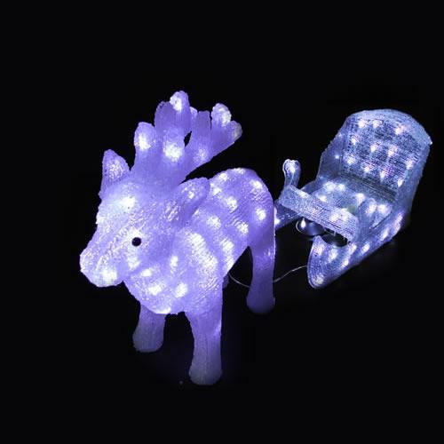 販売終了 LEDハイグレードトナカイ(ソリバージョン)