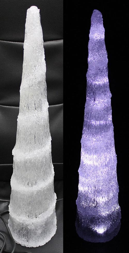 販売終了 LEDクリスタルアイスタワー 1本