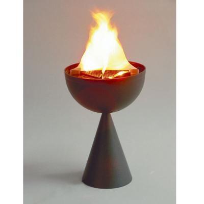 本物の炎みたい!ファイヤーランプ(卓上型)